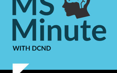 DCND starts Multiple Sclerosis podcast
